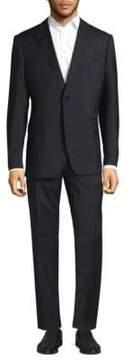 Armani Collezioni Classic Wool Suit