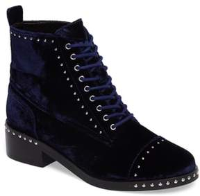 Marc Fisher Cassidey Studded Cap Toe Bootie