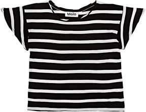 Molo Kids Kids' Rakin Striped Jersey T-Shirt