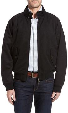 Baracuta Men's G9 Waterproof Wool Blend Harrington Jacket