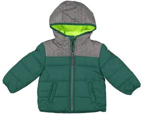 Carter's Baby Boy Heavyweight Quilted Colorblock Jacket