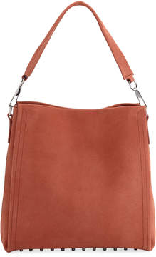 Alexander Wang Darcy Nubuck Shoulder Bag