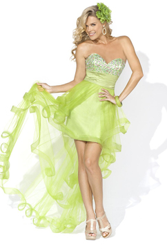 Blush Lingerie X024 Ruched Sweetheart Sheath Dress