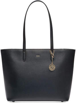 DKNY Bryant Sutton Leather Zip Tote
