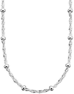 Giani Bernini 20 Sterling Silver Necklace, Chain