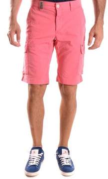 Mason Men's Pink Cotton Shorts.