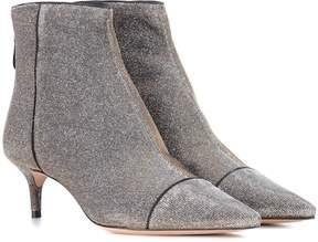 Alexandre Birman Kittie glitter ankle boots