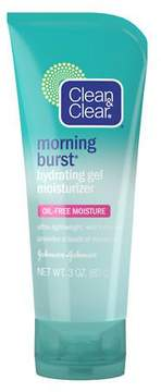 Clean & Clear Morning Burst Hydrating Gel Moisturizer, Oil-Free