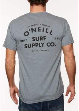 O'Neill Gonner Modern Fit Short-Sleeve T-Shirt