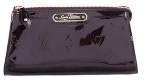 Louis Vuitton Vernis Trousse Cosmetic Pouch