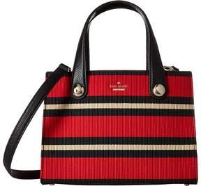 Kate Spade Stewart Street Fabric Little Joy Handbags - MULTI - STYLE
