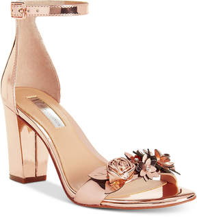 INC International Concepts I.n.c. Kacee Dress Sandals, Created for Macy's Women's Shoes