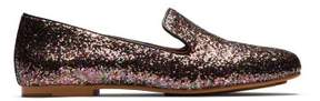 Kenneth Cole New York Gentle Souls By Kenneth Cole Eugene Glitter Slip-On Loafer - Women's