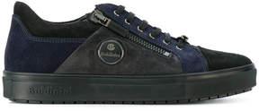 Baldinini contrast panel sneakers
