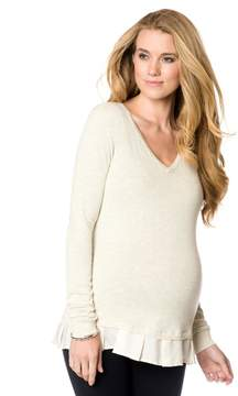 A Pea in the Pod Maternity Sweater