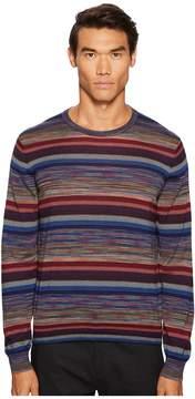Missoni Multicolor Striped Sweater Men's Sweater