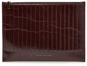 Victoria Beckham Leather Pouch