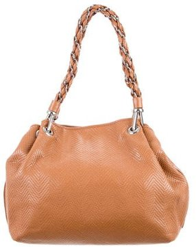 Philosophy di Alberta Ferretti Quilted Leather Shoulder Bag