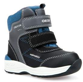Geox Toddler Boy's Gulp Abx Waterproof Boot