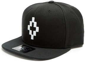 Marcelo Burlon County of Milan Starter Cruz-embroidered cap