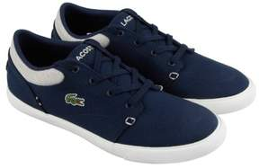 Lacoste Bayliss 218 2 Cam Navy Natural Mens Lace Up Sneakers