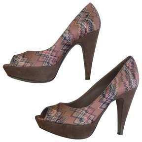 Missoni Multicolour Cloth Heels