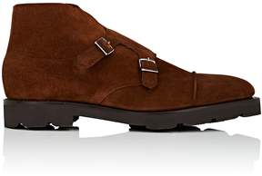 John Lobb Men's William II Double-Monk-Strap Boots