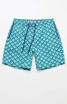 Mr.Swim Mr Swim Parrots 17 Swim Trunks