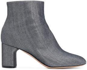 Casadei denim ankle boots