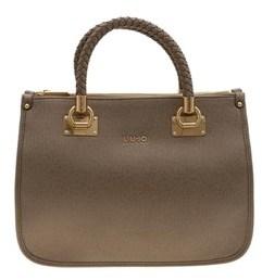 Liu Jo Women's Brown Polyester Handbag.