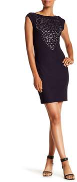 Desigual Rosa Back Cutout Dress