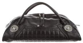 Chanel Large Button Dome Bowler Bag