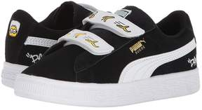 Puma Kids Minions Suede V Kids Shoes
