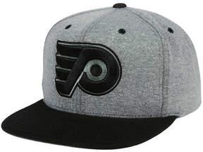 Mitchell & Ness Philadelphia Flyers Heather Snapback Cap