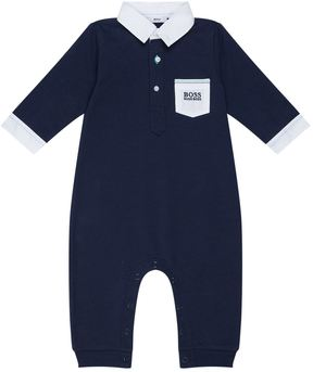 HUGO BOSS Polo Playsuit