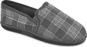 Muk Luks Plaid Slip On (Men's)