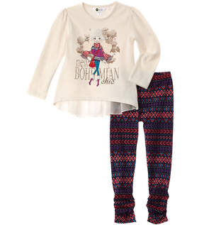 Petit Lem Girls' 2Pc Set