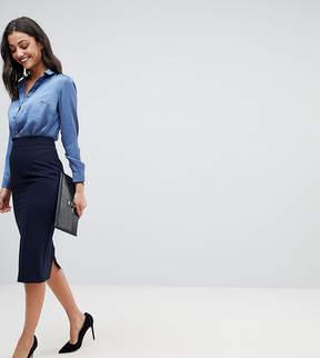 Asos Tall TALL Mix & Match High Waisted Pencil Skirt