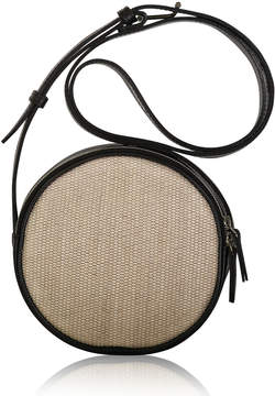 Joanna Maxham Intreccio & Leather Circle Bag