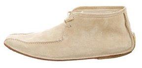 Ermenegildo Zegna Suede Desert Boots