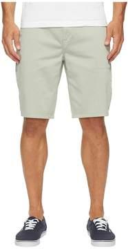 Joe's Jeans Stevenson Color Shorts - Kinetic in Silver Lining Men's Shorts