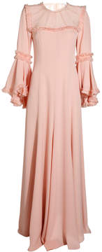 Andrew Gn Exclusive Bell Sleeve Dress