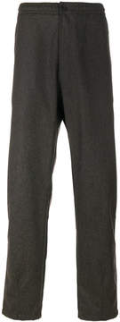Universal Works elasticated trousers