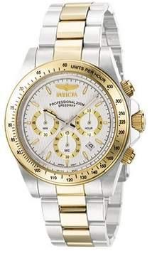 Invicta Men's G S 9212 Speedway stainless-steel Watch, 40mm