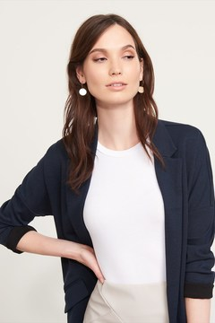Dynamite Dropped Shoulder Boyfriend Blazer