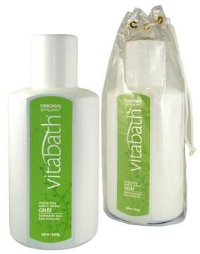 Vitabath Moisturizing Bath & Shower Gelee Original Spring Green