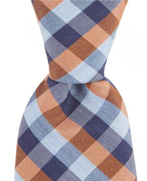 Class Club Gold Label 50 Plaid Tie