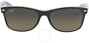Ray-Ban Grey Gradient Square Men's Sunglasses RB2132 630971