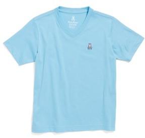 Psycho Bunny Boy's V-Neck T-Shirt
