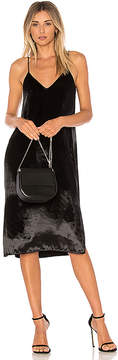 Equipment Nia Velvet Slip Dress